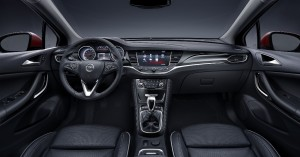 neuer Astra (Interior)