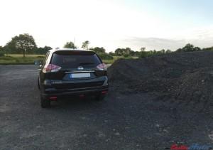 Nissan X-Trail Heckansicht