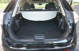Nissan X-Trail Kofferraum