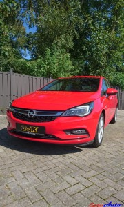 Opel Astra K Front