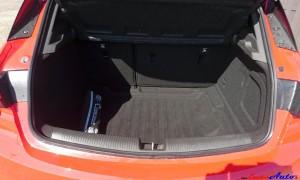 Opel Astra K Kofferraum