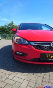 Opel Astra K Lichtsignatur