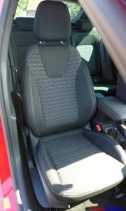 Opel Astra K Sitze