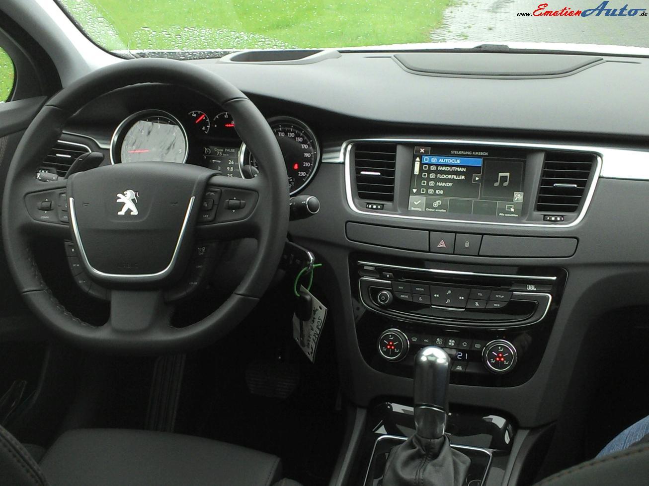 Peugeot 508 RXH: Ein Crossover-Kombi mit hohem Wohlfühlfaktor ...