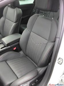 Peugeot 508 RXH Sitze