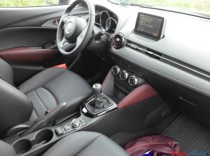 Mazda CX-3 Innenraum