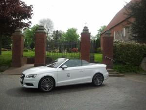 Audi A3 Seitenansicht