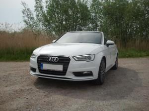 Audi A3 Cabrio Front
