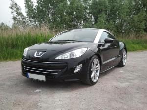 Peugeot RCZ Front