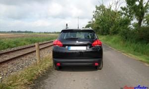 Peugeot 2008 Heck