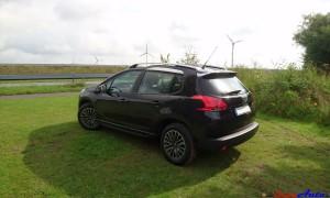 Peugeot 2008 Seite