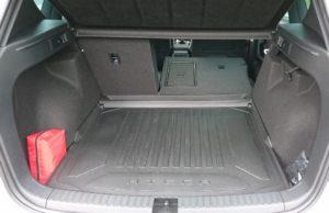 Seat Ateca Kofferraum