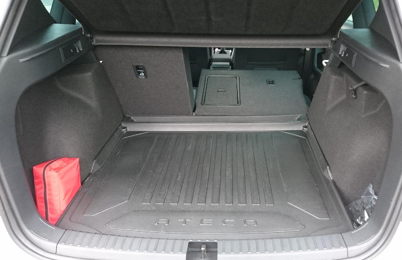 seat ateca der spanische suv mit deutscher technik emotionauto. Black Bedroom Furniture Sets. Home Design Ideas